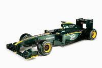 F1: Lotus dévoile sa monoplace !