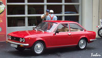Miniature : 1/43ème - SEAT 124 Sport