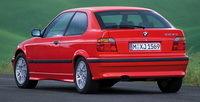 La p'tite sportive du lundi: BMW 323 Ti.