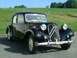 Réponse à la question du jour n°171 :qui a été le premier propriétaire d'une Citroën Traction Avant ?