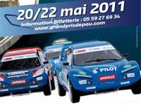 1er Grand Prix de Pau électrique, les 21 et 22 mai 2011