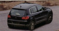 Futures Volkswagen Golf Plus Phase 2, Polo tricorps et Tiguan