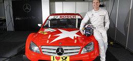 DTM: Coulthard en test