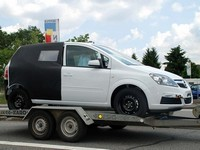 Future Opel Meriva II pour 2009