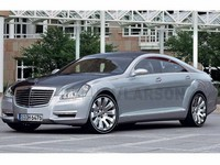 Future Mercedes Vision CLR = Maybach + CLS