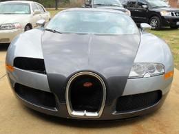 1001 chevaux et quelques poissons : La Bugatti Veyron noyée dans un lac est maintenant à vendre