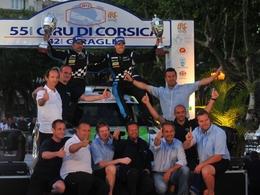 IRC/Tour de Corse: Dani Sordo s'impose avec Mini!
