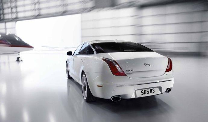 La prochaine Jaguar XJ sera électrique