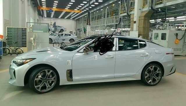 Teaser: Kia GT, la plus rapide de l'histoire de la marque