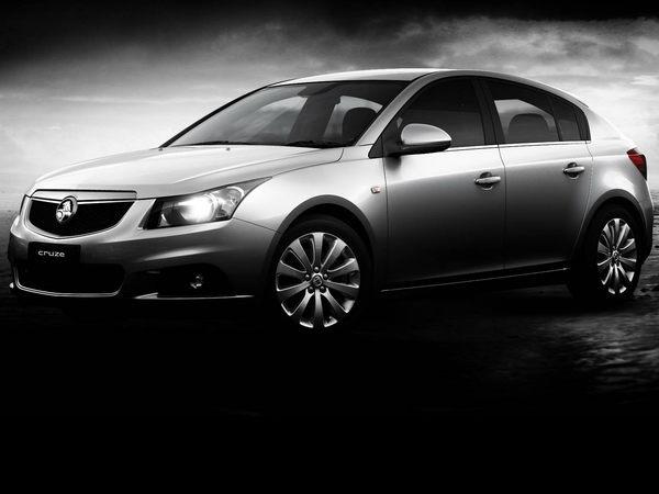 Chevrolet Cruze Hatchback : maintenant chez Holden