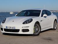 Essai - Porsche Panamera restylée : l'hybride, le bon choix