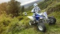 Nouveauté Quad 2013 : Yamaha dévoile son YFM 700R