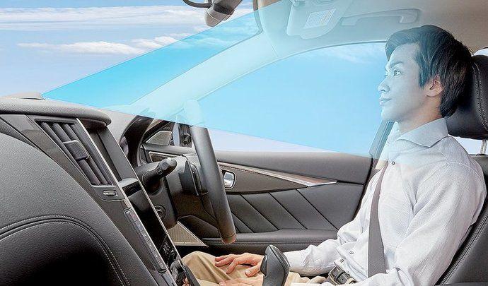 Nissan annonce un système totalement autonome sur autoroute