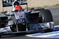 F1: Pour Schumi, 4 écuries sortent du lot.