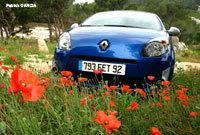 Essai Renault Twingo GT :  look sport, prestations confort. 1/3