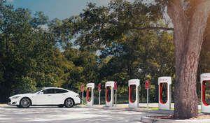Tesla : le patron veut agir contre ceux qui abusent des Superchargers