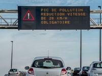 Pollution: les restrictions de circulation serontautomatiques