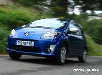 Essai Renault Twingo GT : look sport, prestations confort. 3/3