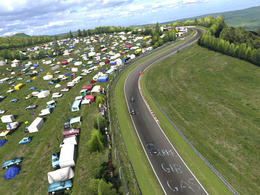Trois versions du Nürburgring dans Gran Turismo 5