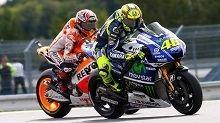 MotoGP : Repsol taille Rossi