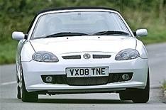 MG réfléchit à un futur roadster TF