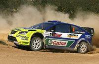 WRC Grèce: Hirvonen, roi des superspéciales