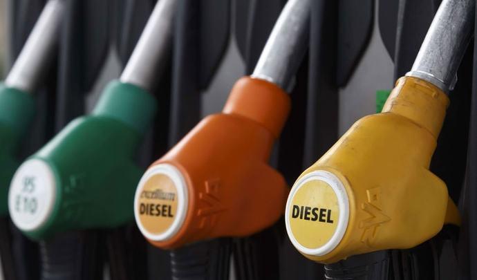 Le prix du litre de gazole au plus haut depuis juillet 2015 - Tollens prix au litre ...