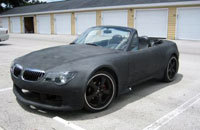 Mazda MX5 Mutations: la BMW Z9