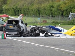 Un avion se crashe dans un Volvo XC60, puis ses deux occupants sauvent la vie du pilote