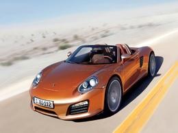 Porsche abandonne l'idée d'un petit roadster d'entrée de gamme