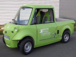Foire de Bordeaux 2010 : la SimplyCity électrique en démonstration
