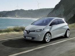 Selon Renault, la Zoe se vendra beaucoup plus que la Nissan Leaf