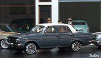 Miniature : 1/43ème - HOLDEN EH/225 Sedan