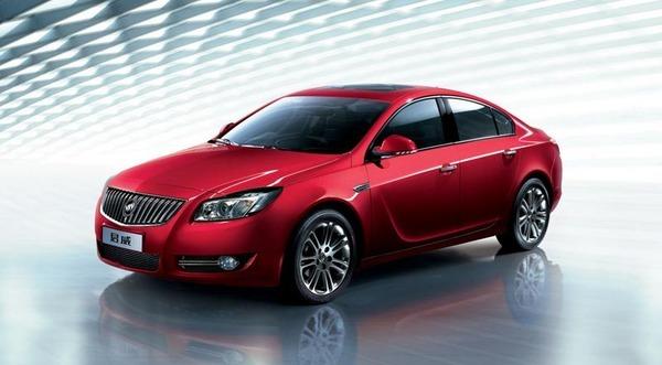 Future Buick Regal : vous me reconnaissez ?