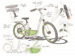 Un nouveau vélo à assistance électrique sera lancé en France : le Matra i-flow