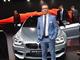 L'auteur du BMW X6 devient patron du style de Great Wall