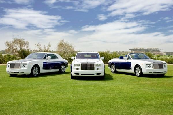 Special Edition Yas Eagle Rolls Royce Phantom par Bespoke Service