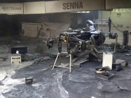 F1 GP d'Espagne : 31 blessés dans l'incendie du stand Williams