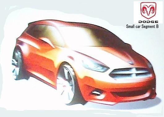 Futur de Chrysler : une petite compacte Dodge et la Viper de retour en 2012