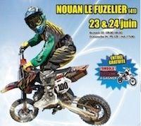 Pit Bike, championnat de France 2012: la 3ème manche, c'est ce week-end à Nouan le Fuzelier