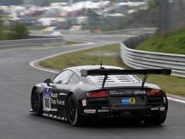 24 Heures du Nürburgring/Qualifications - Audi monopolise les 4 premières places!