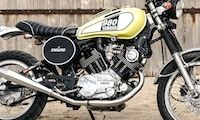 Prépa: Yamaha TR1 V2 façon Yard Built