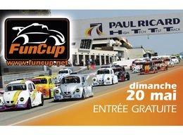 Agenda : entrée gratuite sur le Paul Ricard pour la Fun Cup
