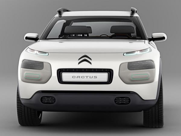 La Citroën C4 Cactus sera dévoilée le 5 février 2014