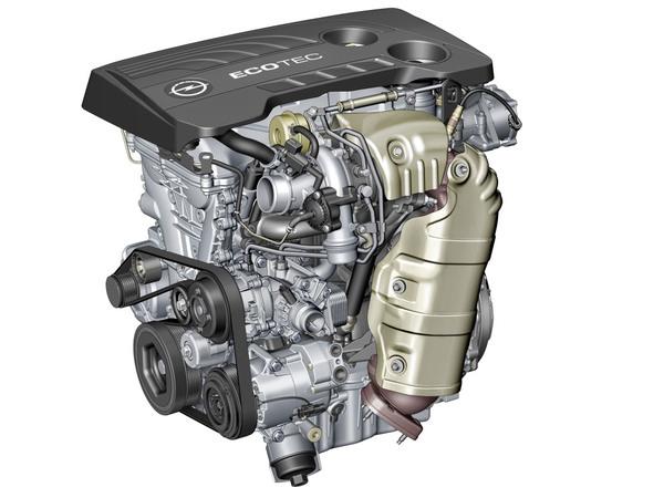 3 nouveaux moteurs chez Opel dont un 1.6l turbo de 200 ch