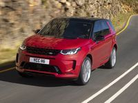Land Rover Discovery Sport: petit restylage