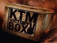 KTM Victory Box 2014: 800 euros d'avantage pour l'achat d'une EXC