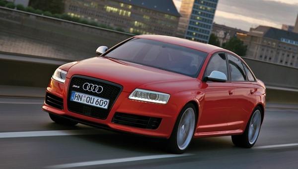 Série limitée : Audi RS 6 plus Sport et RS 6 plus Audi exclusive :