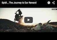 """Spidi: """"The journey is our reward"""" (vidéo)"""