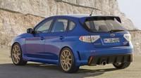 Future Subaru Impreza WRX STi pour Francfort